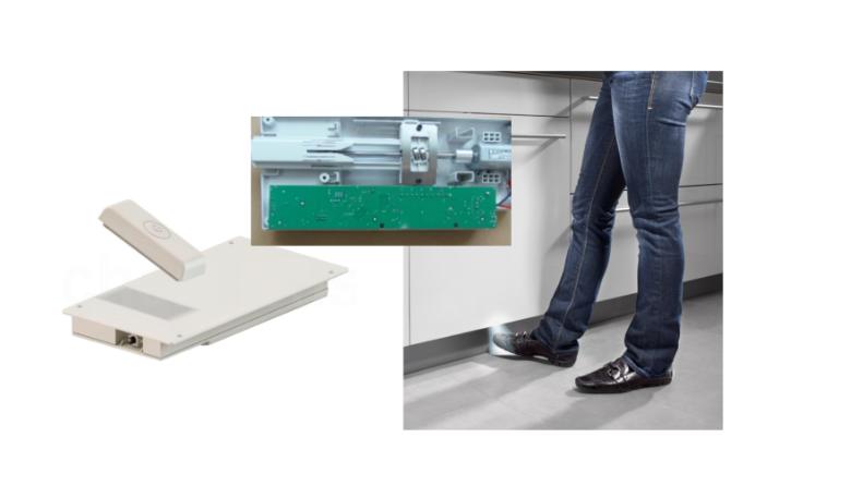 Referenz Mechatronic Schubladen-Sensor