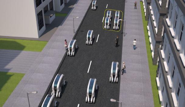 Neues Mobilitätssystem FLAIT