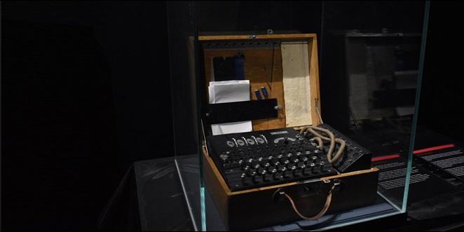Verschlüsselungsmaschine Enigma
