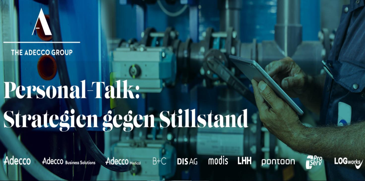 Teaser Personal Talk