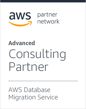 AWS Database Migration Services logo