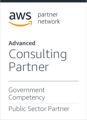 AWS Government Competency - Public Sector logo