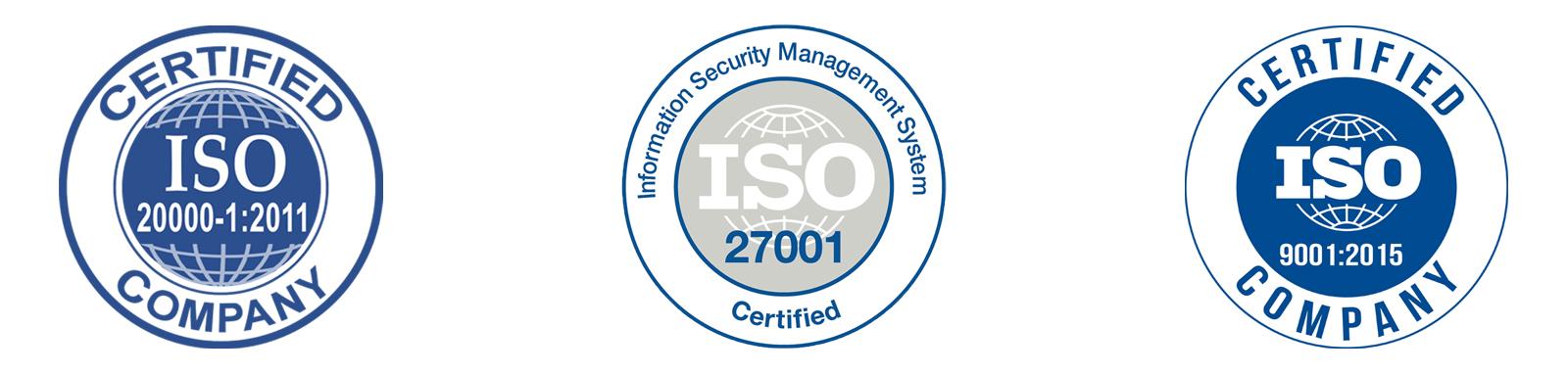 iso certificates 1