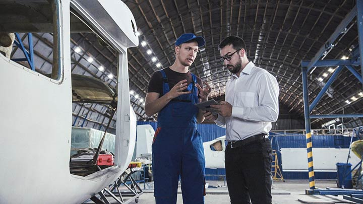 High-Tech Aerospace