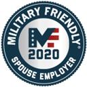 Military Friendly Spouse Employer 2020
