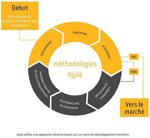 agile methodology cycle