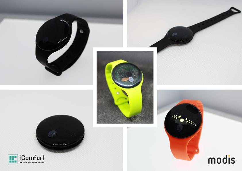 Mix dispositivo contact tracing